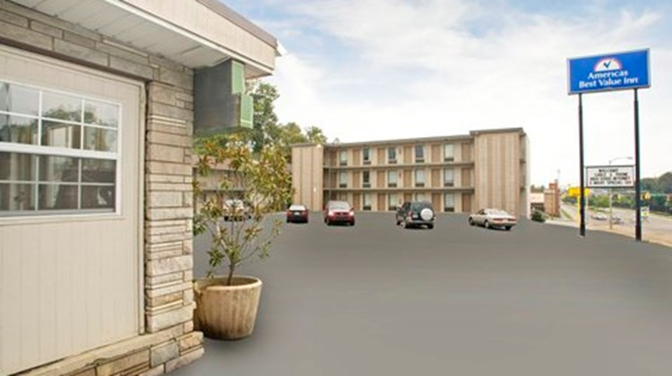 Americas Best Value Inn Chilhowee Park Exterior