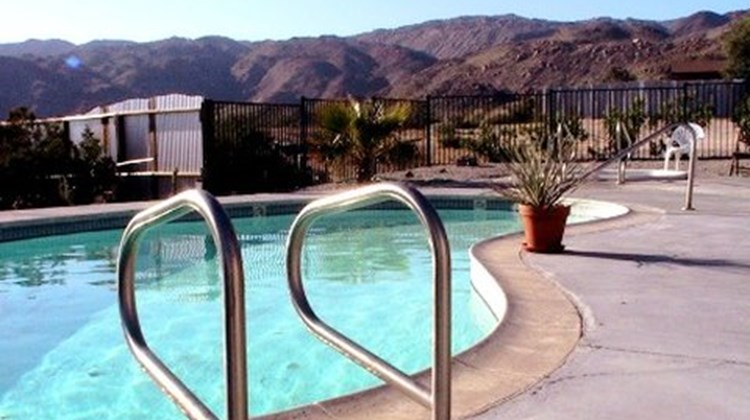 Harmony Motel Pool