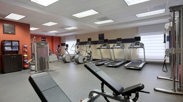 Hampton Inn & Suites Health Club