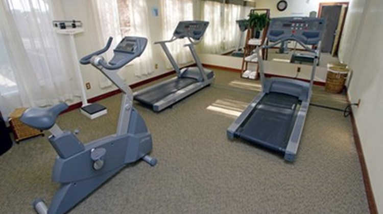 Holiday Inn Express Turlock Health Club