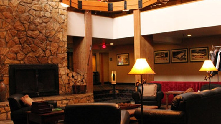 Huntley Lodge Lobby
