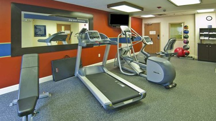 Hampton Inn Jackson-Pearl Intl Airport Health Club