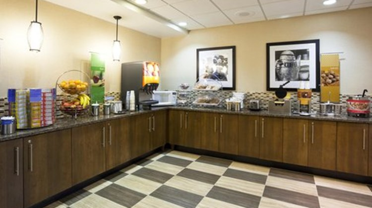 Hampton Inn Rockford Restaurant