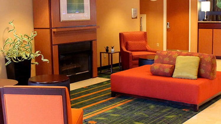 Fairfield Inn & Suites Ocala Lobby