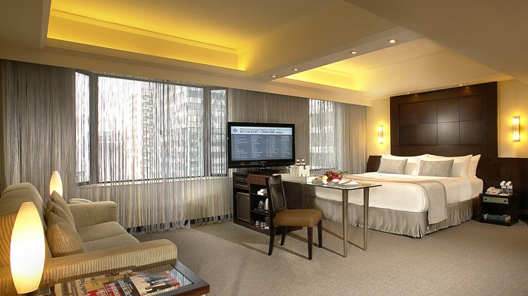 The Empire Hotel Hong Kong Suite