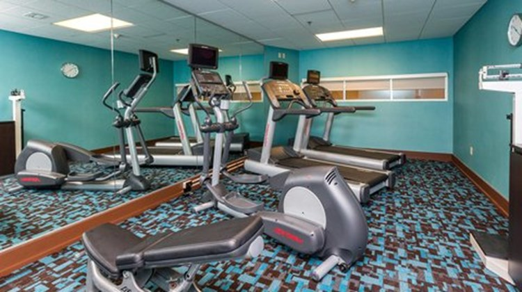 Fairfield Inn & Suites Des Moines West Health Club