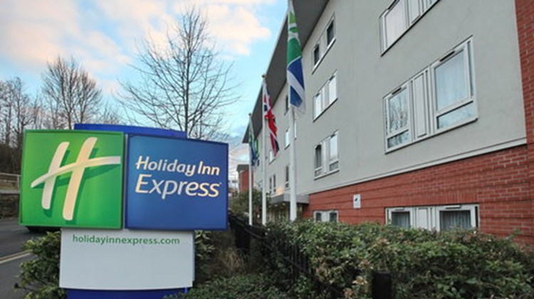 Holiday Inn Express Birmingham Redditch Exterior