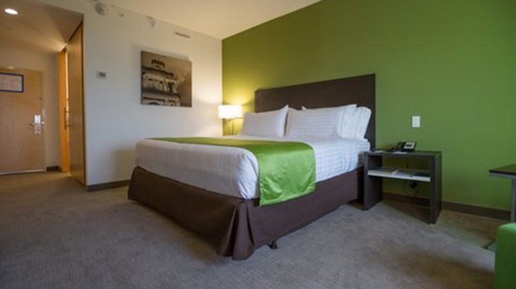 Holiday Inn Express Managua Room