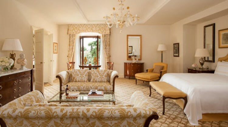 Four Seasons Hotel Florence Suite