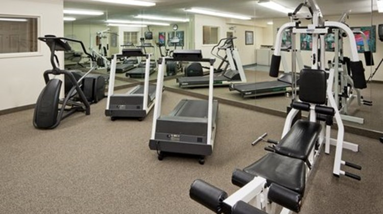 Candlewood Suites Fairfax Health Club