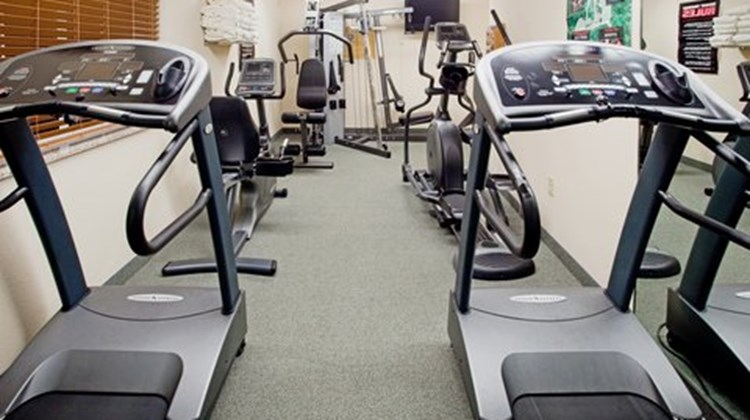 Candlewood Suites Colonial Heights Health Club