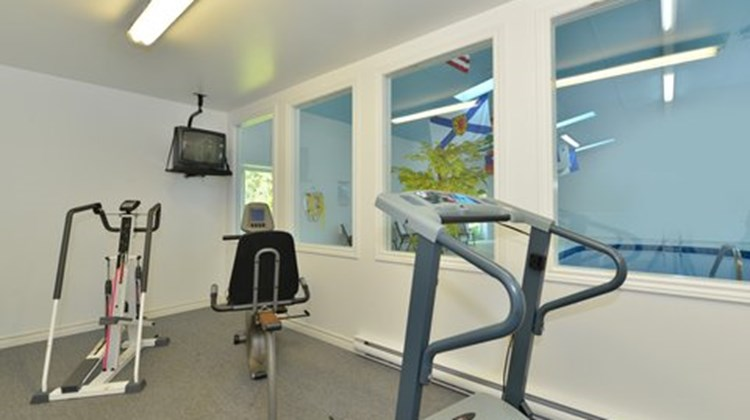 Canadas Best Value Inn Health Club