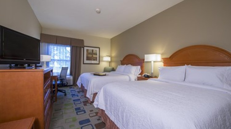 Hampton Inn Newnan Room
