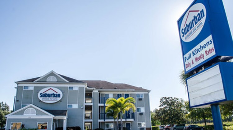 Tampa Bay Extended Stay Hotel Exterior