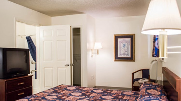 Tampa Bay Extended Stay Hotel Room
