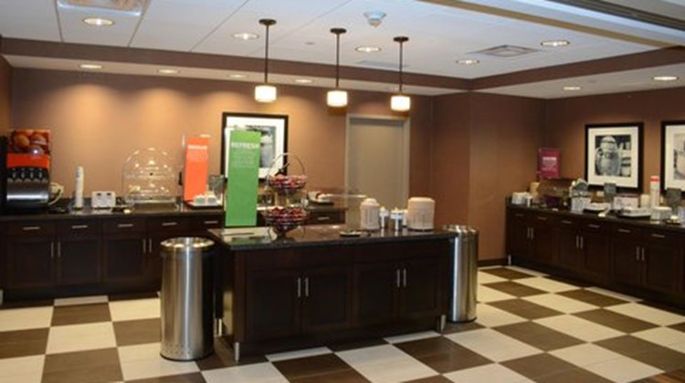 Hampton Inn Butler Restaurant