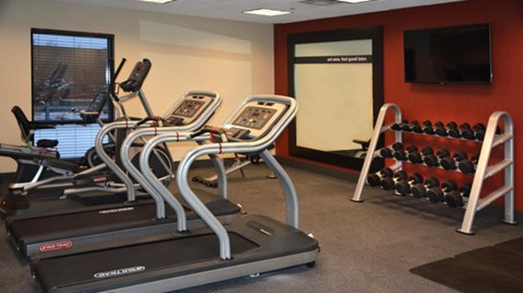 Hampton Inn Butler Health Club