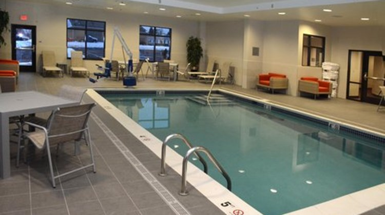 Hampton Inn Butler Pool
