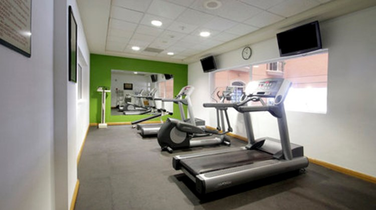 Holiday Inn Express Guanajuato Health Club