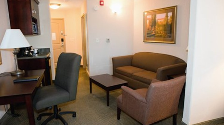 Holiday Inn Express & Stes Medical Dist Suite