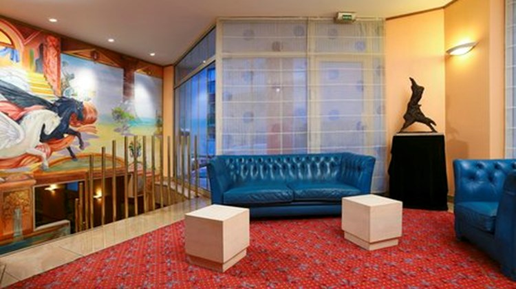 Ibis Styles Paris Nation Porte Montreuil Lobby