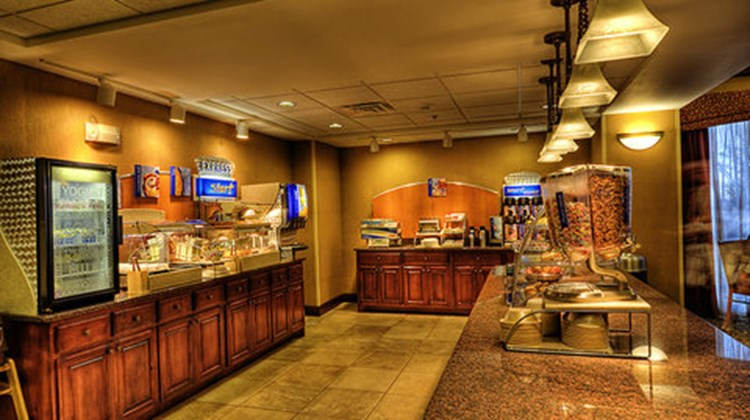 Holiday Inn Express & Suites, Sioux City Restaurant