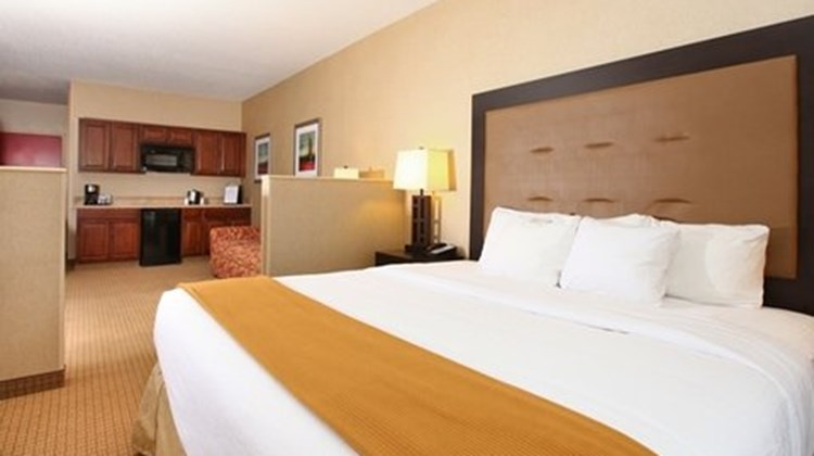 Holiday Inn Express & Stes Olathe North Room