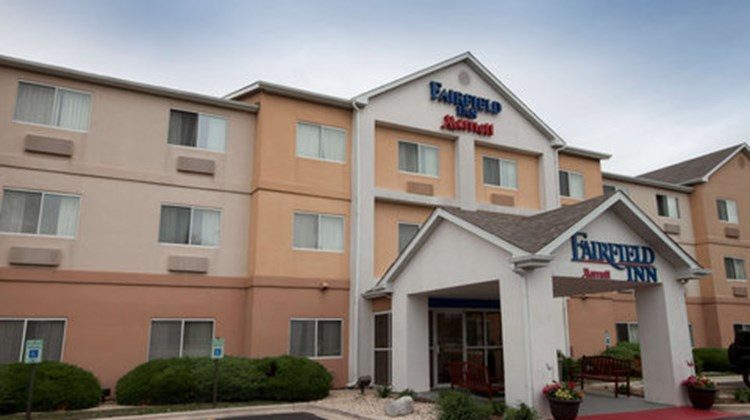 Fairfield Inn Joliet South Exterior