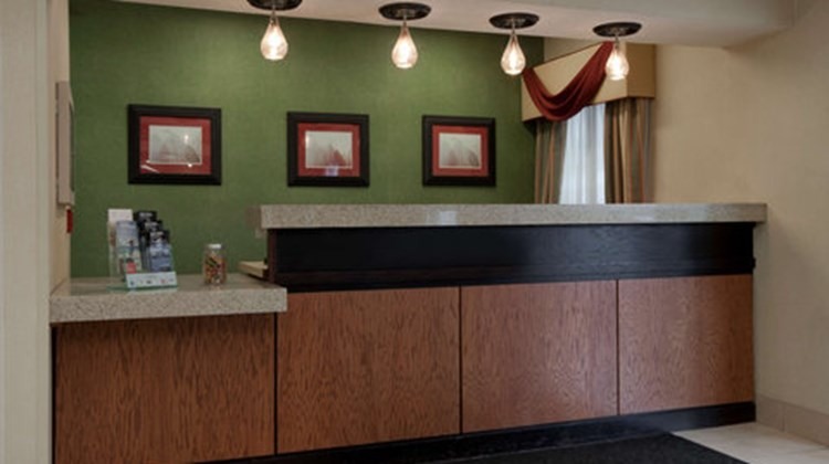 Fairfield Inn Joliet South Lobby
