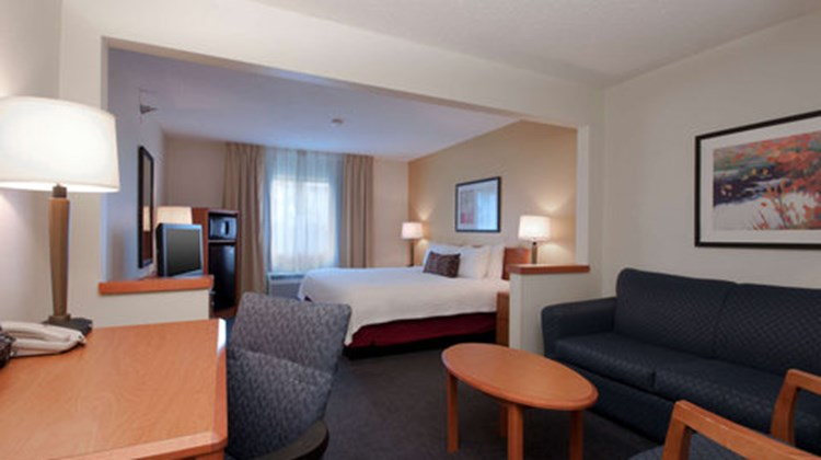 Fairfield Inn Joliet South Room