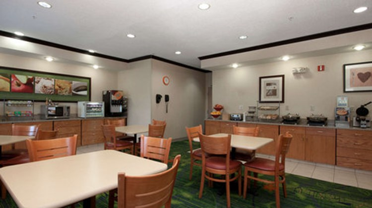Fairfield Inn Joliet South Restaurant