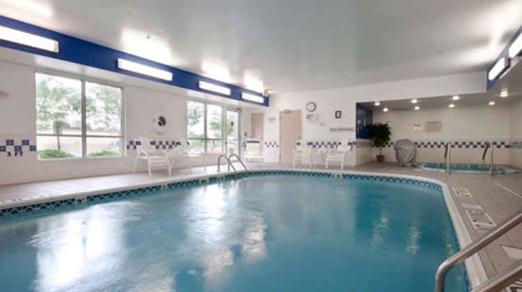 Fairfield Inn Joliet South Health Club