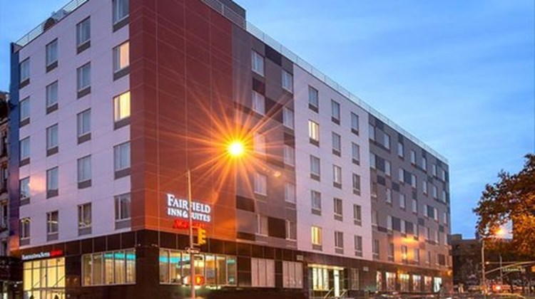 Fairfield Inn/Suites New York Manhattan Exterior