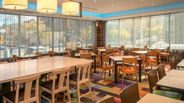 Fairfield Inn/Suites New York Manhattan Restaurant