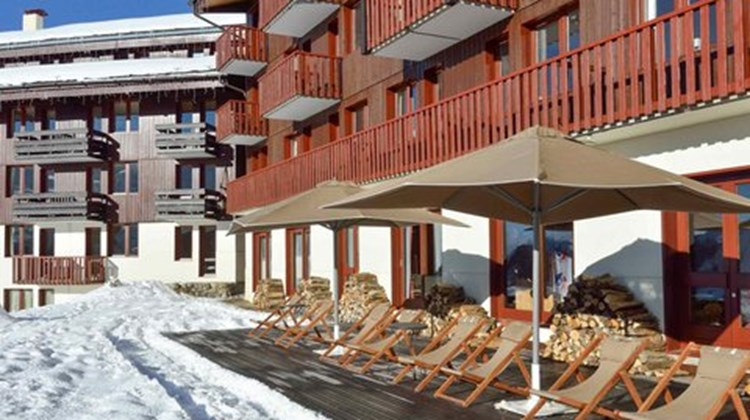 Hotel Vacances Bleues Belle Plagne 2100 Recreation