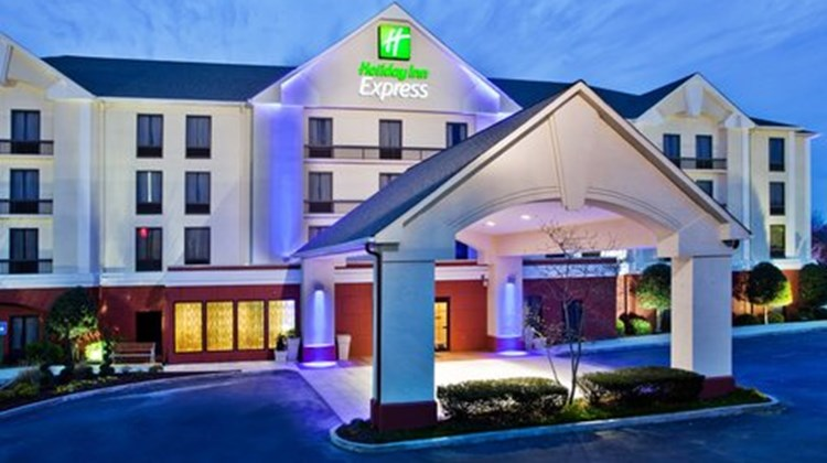 Holiday Inn Express Atlanta West Exterior