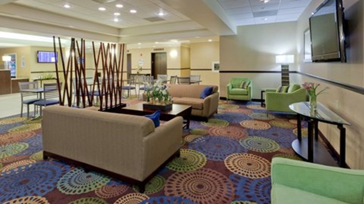 Holiday Inn Express BWI Airport Lobby