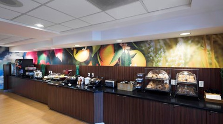 Fairfield Inn & Suites Rancho Cordova Restaurant