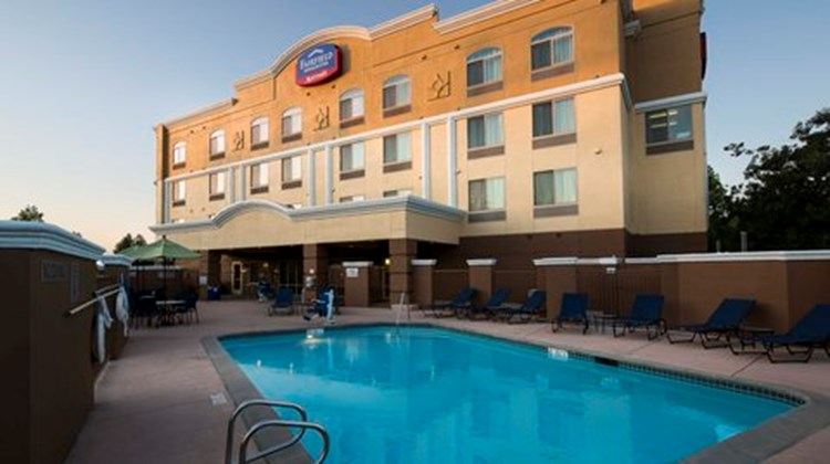 Fairfield Inn & Suites Rancho Cordova Health Club
