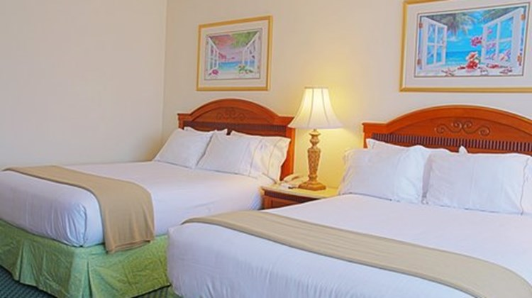 Holiday Inn Express Boca Raton-West Room