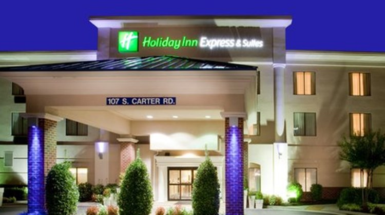 Holiday Inn Express & Suites Richmond N Exterior