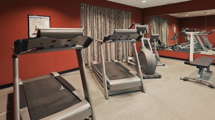 Holiday Inn Hotel & Suites Lima Health Club