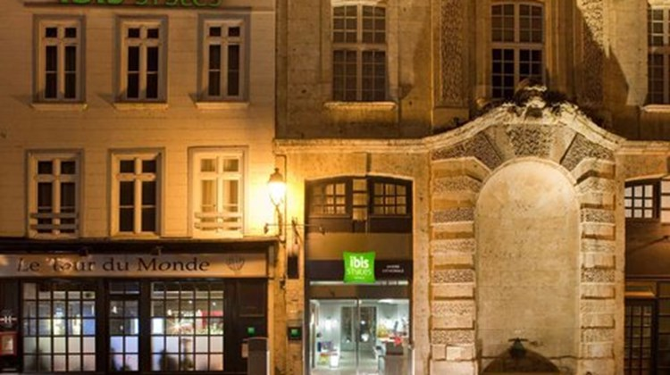 Ibis Styles Amiens Cathedrale Exterior