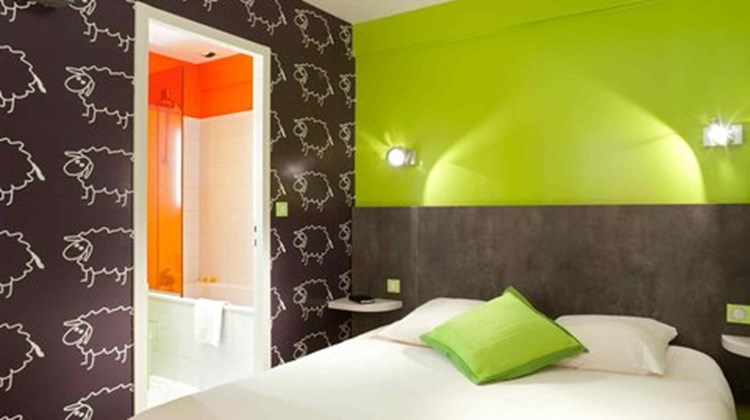 Ibis Styles Amiens Cathedrale Room