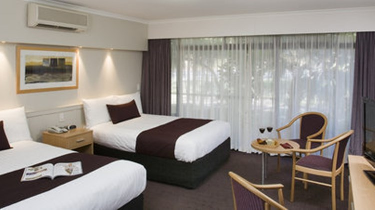 Chifley Alice Springs Resort Room