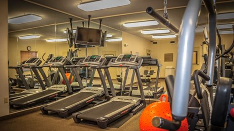 Candlewood Suites New Iberia Health Club