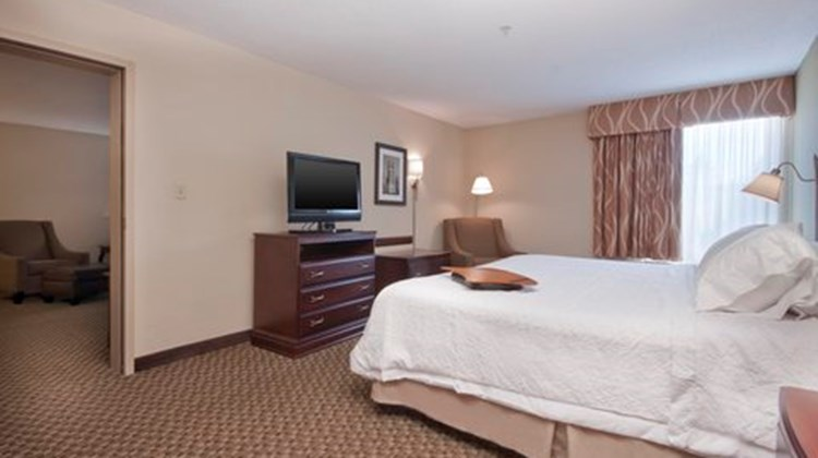 Hampton Inn East Lansing Suite
