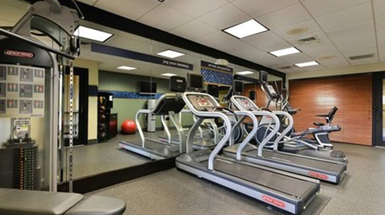 Hampton Inn Linden Health Club