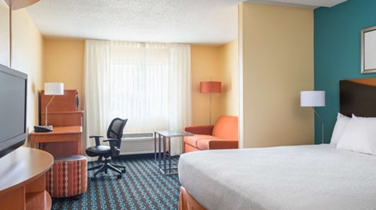Fairfield Inn by Marriott Lafayette Room
