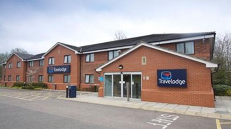 Travelodge Bedford Marston Moretaine Exterior